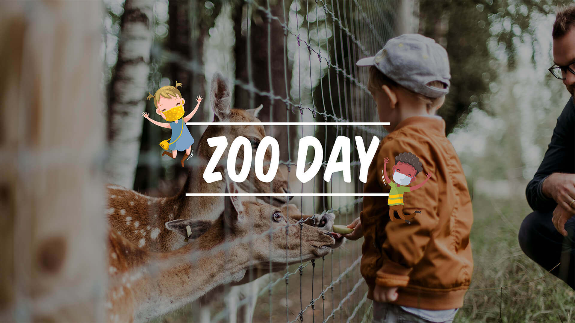 Summer Play Date - Zoo Day