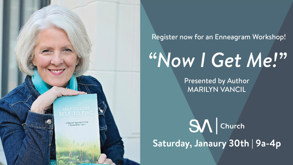 """Now I Get Me"" One Day Enneagram Workshop"
