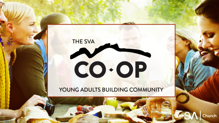 The SVA Co-Op for Young Adults