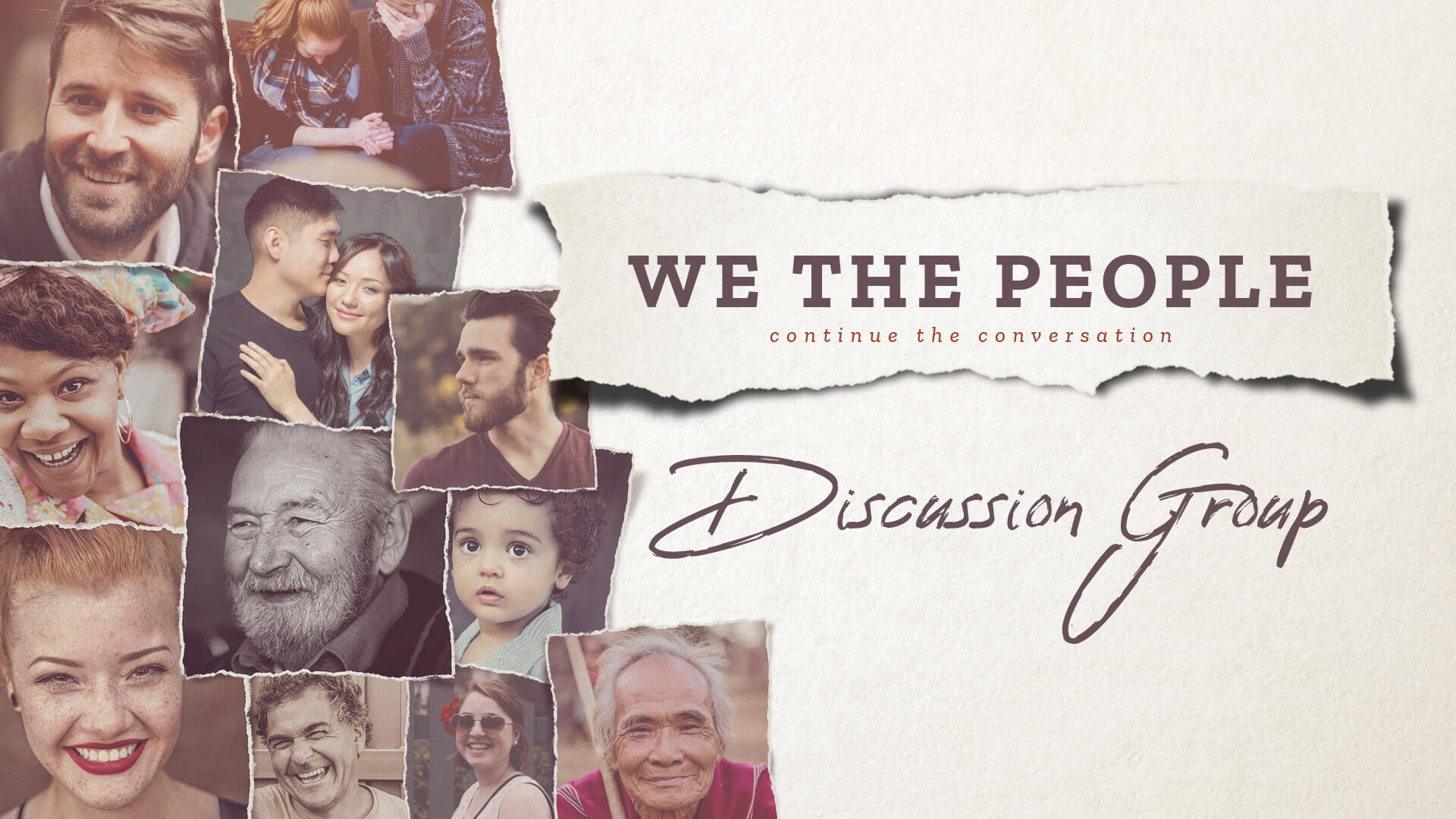We The People Discussion Group