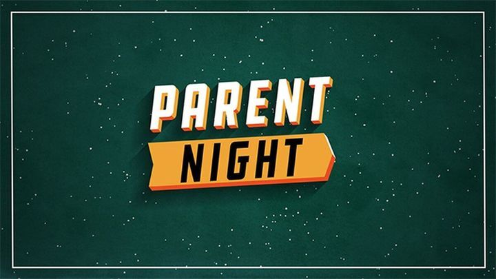 Youth Parent Night